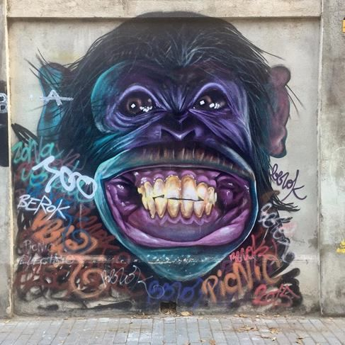 Berok One in Poblenou, Barcelona, Spain, 2016