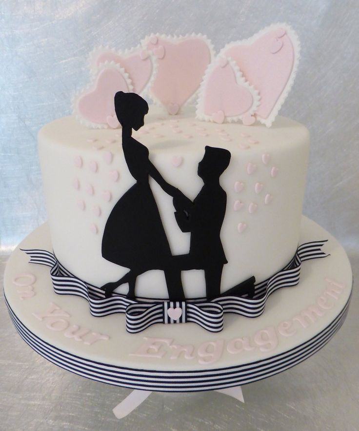 picture of wedding cake made into ornament 17 best ideas about engagement cakes on unique 18367