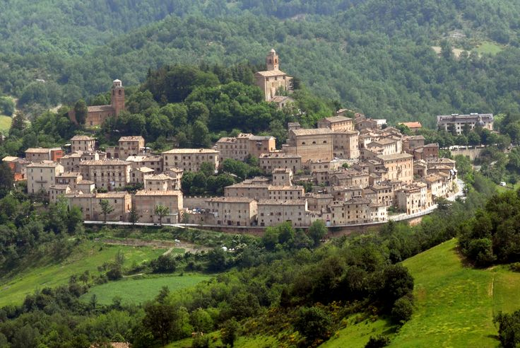 Panoramica di Montefortino #marcafermana #montefortino #fermo #marche