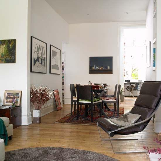 Living room | Cosmpolitan Victorian terrace house tour | housetohome.co.uk | Mobile