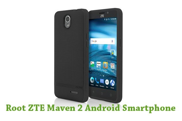 Find out the tutorial with step by step instructions to root ZTE Maven 2 (Z831) Android smartphone using SRSRoot one clicking rooting software.