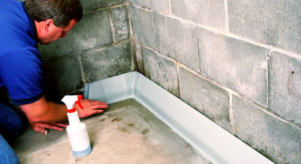 Basement Wall Waterproofing Tips Interior Designs Photo