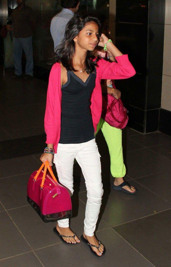 Suhana Khan Height, Weight, Bra Size