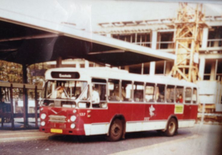 Oude busstation enschede