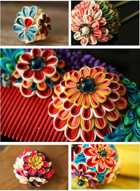 This is a Japanese traditional crafts that use the silk, is a hair ornament and Accessories was designed flowers. ●silkartHIMEKO facebookpage https://ja-jp.facebook.com/himekosilkart ●silkart HIMEKO URL http://www.himeko-silkart.com/ #tsumami #japan #handmade #art #craft #pretty #cute #hairaccessories #DIY #flowers #silk #kanzashi
