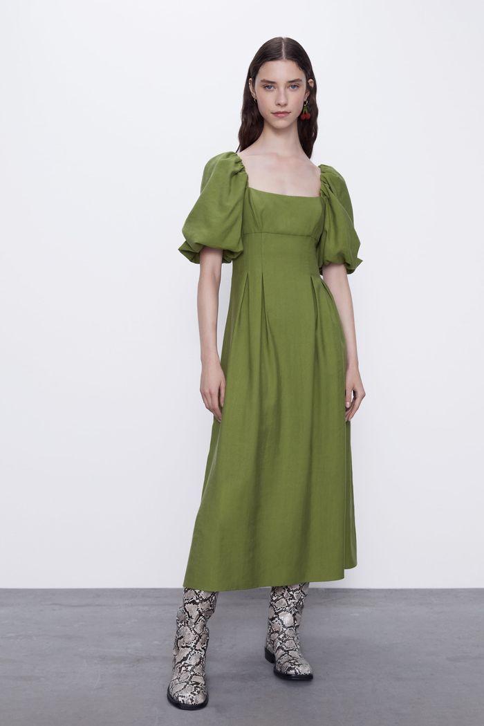 43++ Puff long sleeve dress ideas information