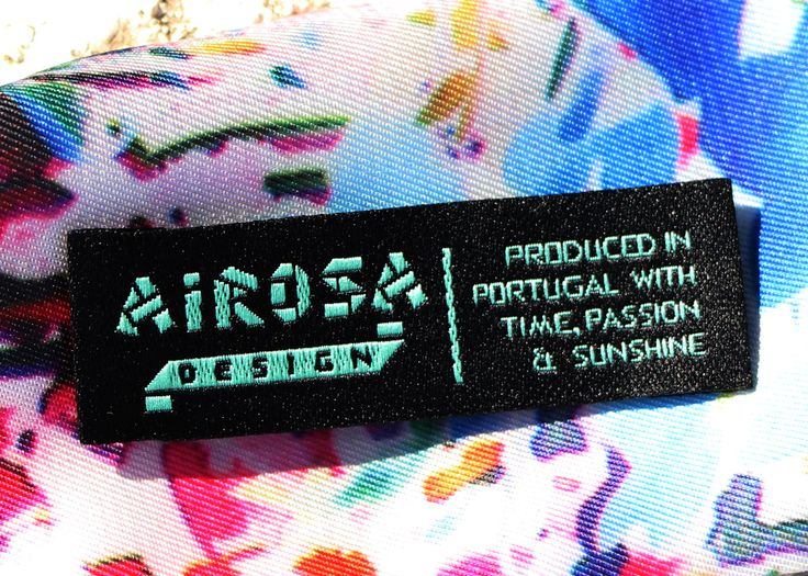 Airosa's label