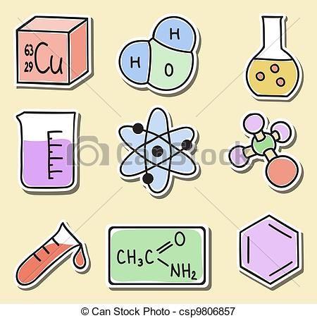 quimica dibujos - Buscar con Google                                                                                                                                                                                 Más