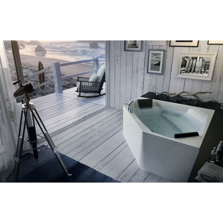 129 best Corner Tubs images on Pinterest | Tubs, Air tub and Bathtubs