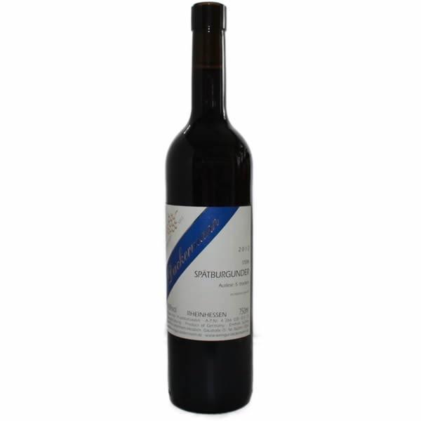 Rotwein Weingut Dackermann Rheinhessen Spätburgunder Auslese -S- trocken Land / Region / Weingut / Wein / Ausbau Deutschland Rheinhessen Weingut Dackermann Weißwein .lieblich