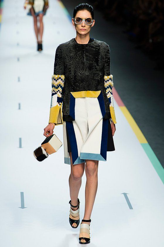 Fendi Spring 2013 — Review — Vogue