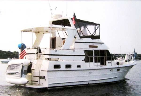 36 Heritage East trawler for sale
