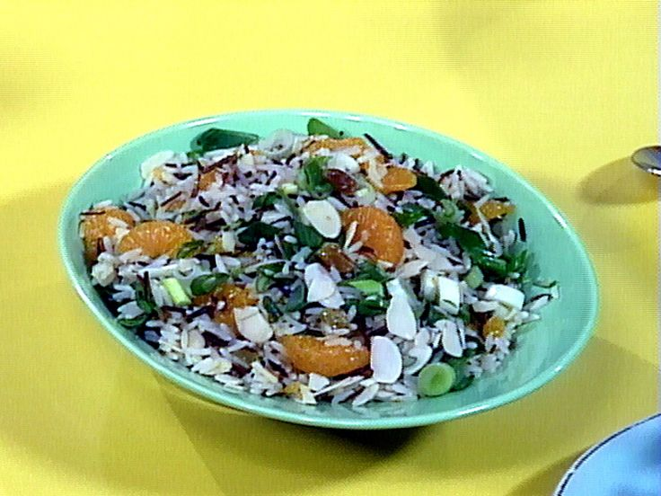The 25 best wild rice recipe food network ideas on pinterest fruited white and wild rice forumfinder Image collections