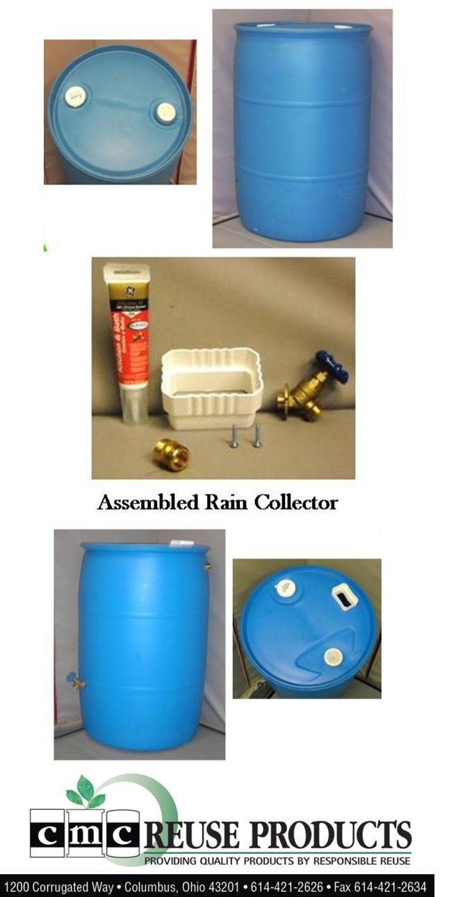 25 unique rain collection barrel ideas on pinterest for Build your own rain collection system