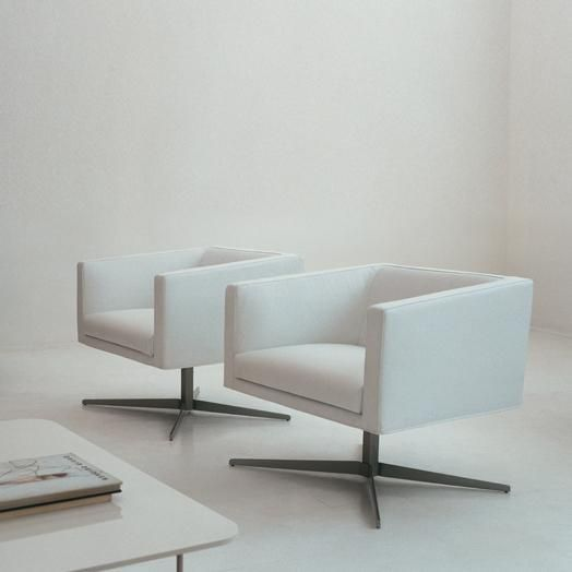 Cubica Armchair | by Verzelloni