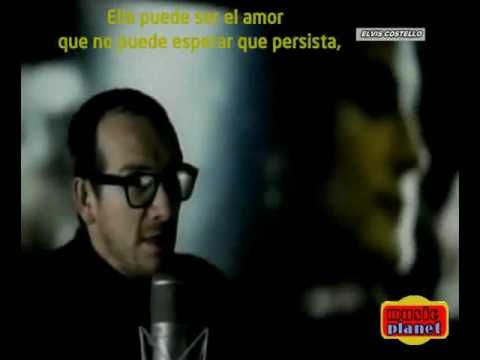 She Elvis Costello Subtitulado Español - YouTube
