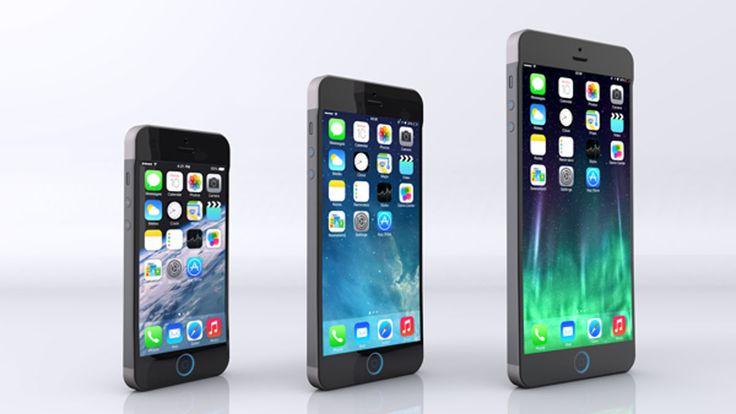 Zwei neue iPhone 6: Release im September! - http://apfeleimer.de/2014/03/zwei-neue-iphone-6-release-im-september - Erneut wird das Gerücht befeuert, das Apple 2014 gleich zwei neue iPhone 6 veröffentlichen wird. Diesmal stammen die Informationen aus der Apple Zulieferkette aus Fernost: neben einem iPhone 6 Verkaufsstart im September 2014 soll Apple gleich zwei Varianten des neuen Gerätes mit größerem Display ...