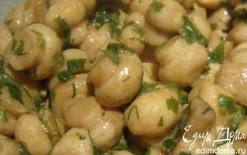 Шампиньоны в горчичном маринаде | Кулинарные рецепты от «Едим дома!»