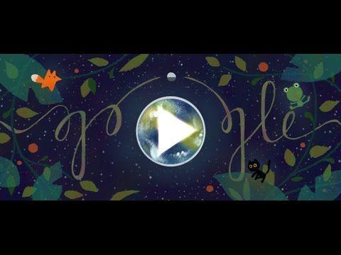 Il Doodle animato di Google per celebrare l'Earth Day 2017 - www.HTO.tv
