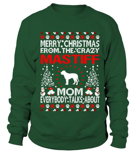 # Merry Christmas Mastiff Dog Mom .  Special Offer, not available anywhere else!Available in a variety of styles and colorsBuy yours now before it is too late!Secured payment via Visa / Mastercard / Amex / PayPalHow to place an order:Choose the model from the drop-down menuClick on Buy it nowChoose the size and the quantityAdd your delivery address and bank detailsAnd thats it!Tags: Christmas, Vacation, Naughty, Mom, Suit, Merry, Xmas, Gift, Siberian, Sweater, Santa, New, Year, 2017, Claus…