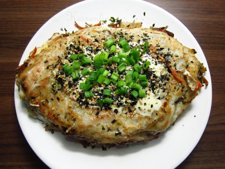Set 2, 1 Chicken 6 Dishes, 3/6: Yakisoba.