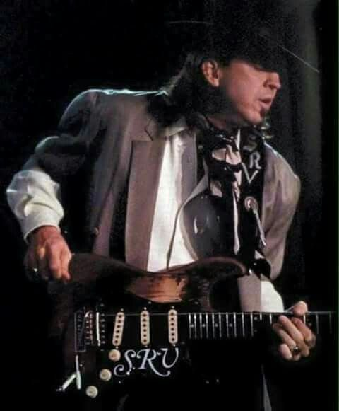 Brother Stevie Ray..