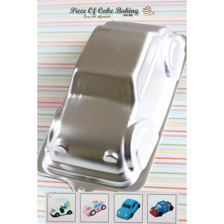 Core > Moulds & Trays > Car Shaped Cake Pan