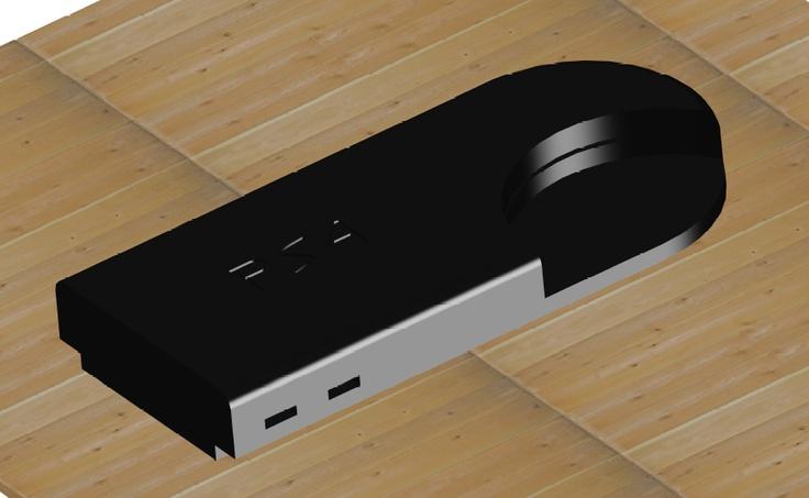 Este es el prototipo de #PS4 de nuestro usuario Julio Andrés Alarcón ¿Qué opinan?