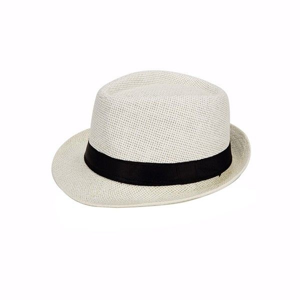 Trilby-Hut mit schmaler Krempe - Jetzt reduziert bei Lesara