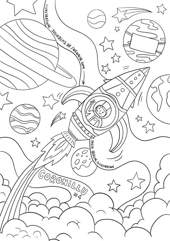 Malvorlagen Fur Kinder Gegen Den Corona Koller Newniq Interior Blog Design Blog In 2020 Malvorlagen Fur Kinder Kostenlose Malvorlagen Beschaftigungsbuch Vorlagen