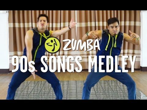 90s Songs Medley | Zumba Fitness | Live Love Party - YouTube