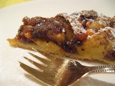 Sea Buckthorn Tart. Crazy Delicious!