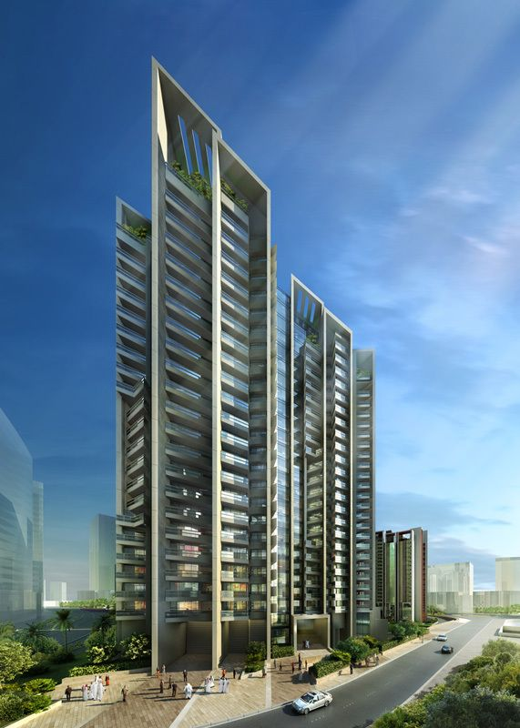 Reem Island Residential Towers Projects Foster