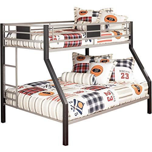 Best Ashley Furniture Signature Design Dinsmore Bunk Bed Twin Full Component Piece 640 x 480