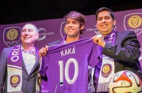 Blog Esportivo do Suíço: Pelo Orlando, Kaká enfrentará o São Paulo no Morumbi e o Flamengo em Manaus