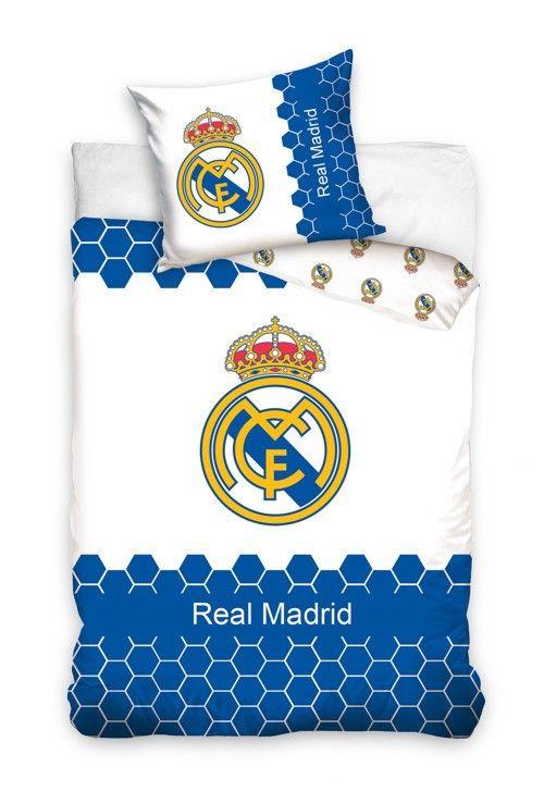 Funda Nordica Real Madrid 160x200cm Madridduvet Setsduvet