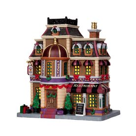 62 best LEMAX CHRISTMAS VILLAGE images on Pinterest | Christmas ...