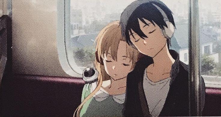 Kirito, Asuna, & Yui's camera | #SAO