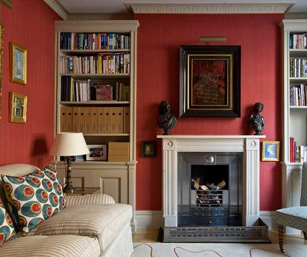 NOTTING HILL HOUSE - London Interior Designer Melissa Wyndham