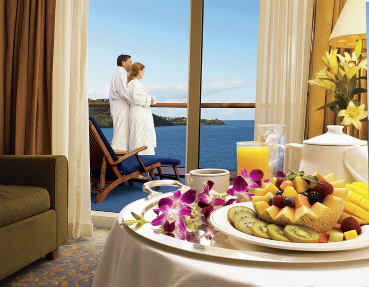 One of the most relaxing ways to start a day #robes #coffee, #ocean #breeze. #Princess #Cruises #Travel #Relax #South #Africa #Travel