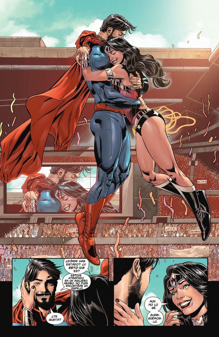 Reseña de Superman/Wonder Woman #12 ~ Mundo Superman