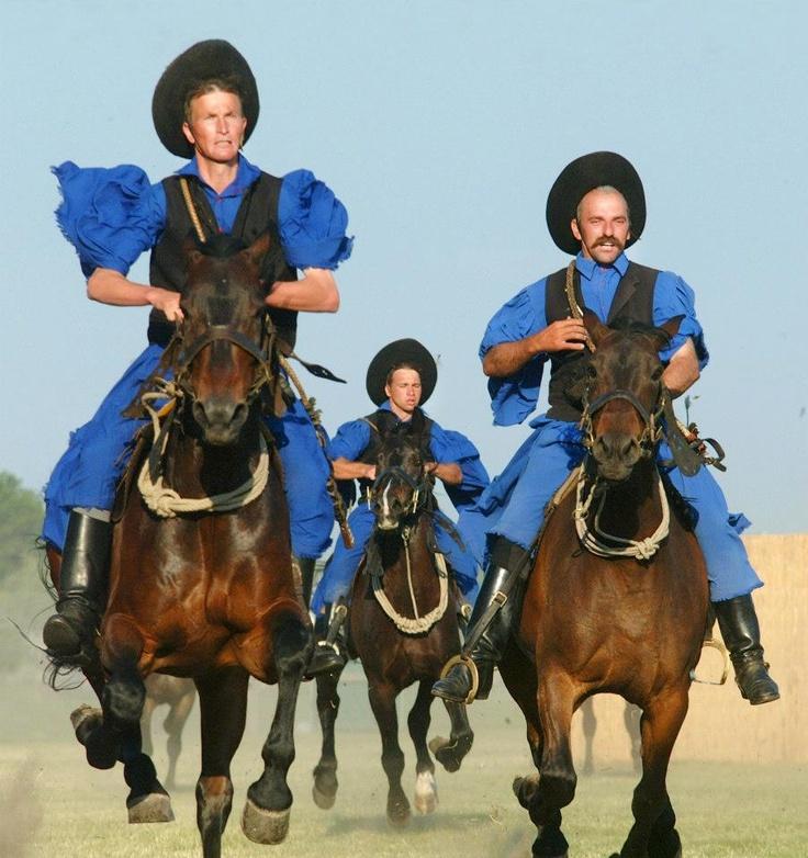 Mátai Ménes - Máta Stud Farm   - Hortobágy - Hungary - Csikósok - Magyar (Hungarians) were created by God to sit on horseback, horse riding is an important part of Hungarian culture