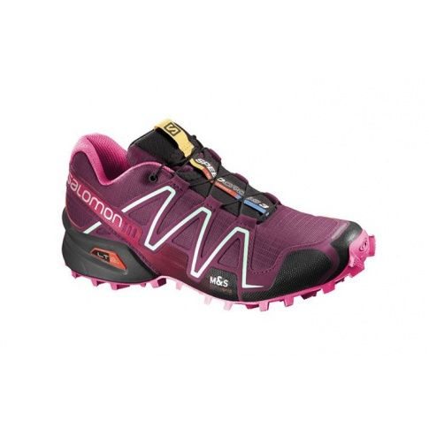 Salomon SpeedCross 3 W - best4run #Salomon #RunTheRut