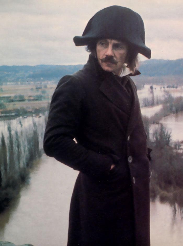 "Harvey Keitel en ""Los Duelistas"" (The Duellists), 1977"