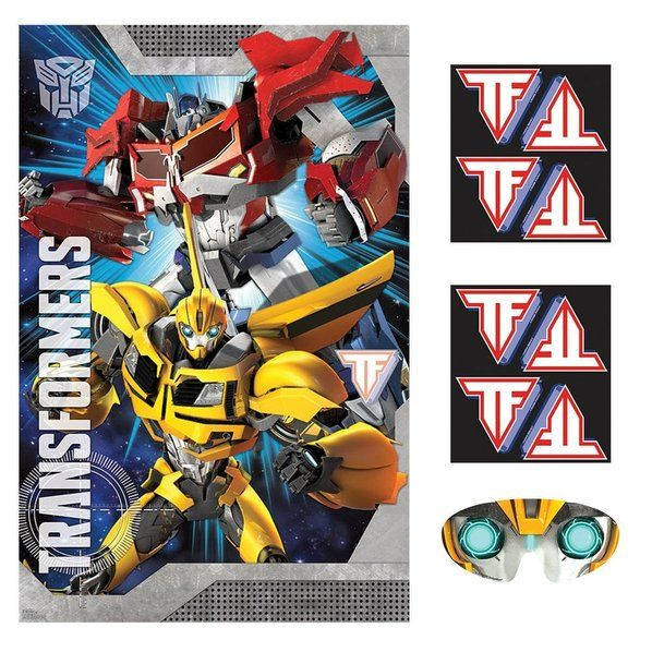 Check out Transformers Party Game - Cheap Individual Decorations and Supplies from Wholesale Party Supplies