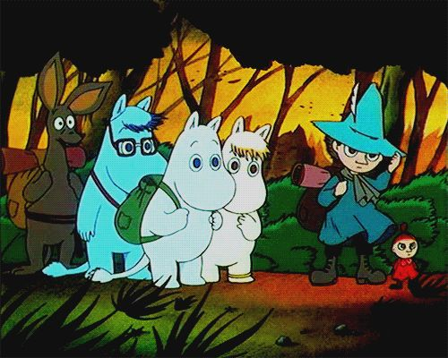 Dangerous places, Search results for: moomins