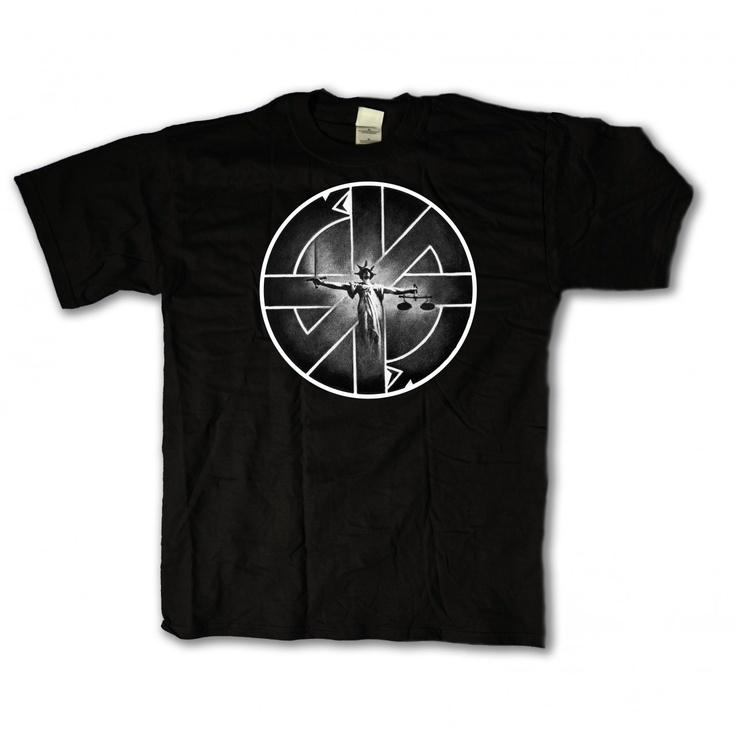 Southern Records Webshop - Crass Records logo | [shirt], £15.00 (http://shop.southern.com/crass-records-logo-shirt/)