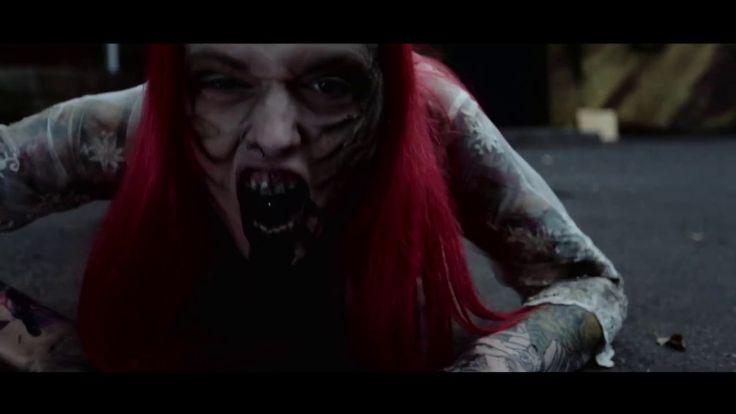 YANA HELL(makeup horror)