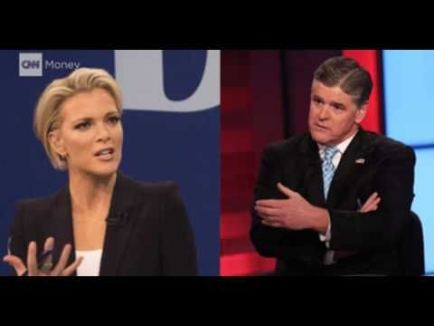 Sean Hannity Finally HAS ENOUGH, Puts Megyn Kelly in Her Place on LIVE TV - YouTube
