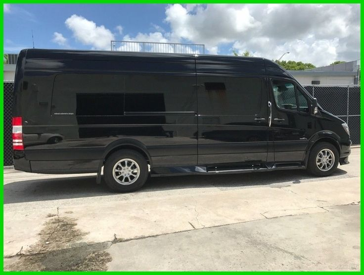 Cool Awesome 2016 Mercedes-Benz Sprinter Sprinter 3500 Extended Cargo Van 170 in. WB High R 2016 Sprinter 3500 Extended Cargo Van 170 in. WB High R Used Turbo 3L V6 24V RWD 2017 2018